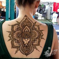 Image result for henna designs for back