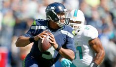 #NFL: Seahawks remontan y superan a Dolphins