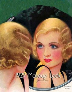 Gallery – The Makeup Looks of the 1920′s. Constance Bennett