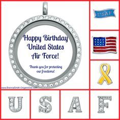 Air Force Pride! Happy 67th birthday, USAF! Thank you for protecting our freedoms!  #airforce