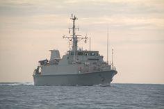 """El Cazaminas """"Duero"""" sale de Cartagena para integrarse en la OTAN-noticia defensa.com"""