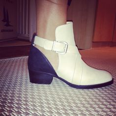 Sampling AW 2014  #sample #shoes #cutout #sofiebly #aw2013