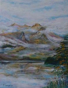 """""""Misty"""" by James Lancaster"""