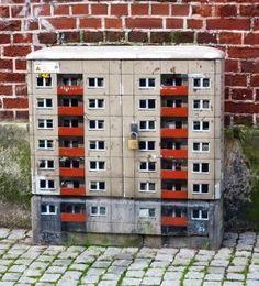 Electricity box - Caja de luz