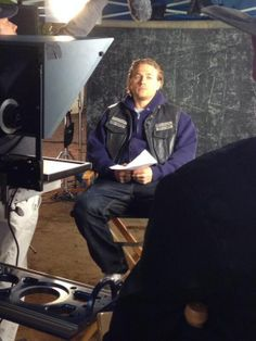 "Charlie Hunnam as Jax Teller in Season 7 of ""Sons of Anarchy."" Photo Credit: FX Networks"