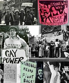 Stonewall Riot Interviews | Stonewall Riot Photos