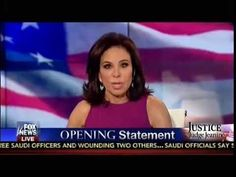 Judge Jeanine Pirro Opening Statement Tomorrow Hillary Clinton Announces...