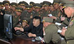 North Korea doubles size of cyber army to 'paralyse' the south