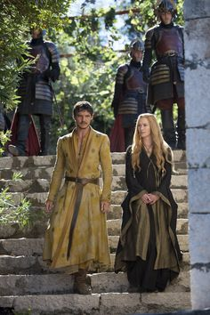 Game of Thrones - Season 4 Episode 5 Still I love both Costumes a lot.