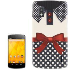 LG Nexus 4 uniform hard case, cover, hoesje, frontje