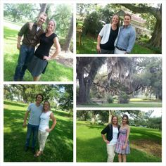 #TheBestofMe set visit. #fangirl   James Marsden, Luke Bracey, Nicholas Sparks and Liana Librrato on the set of The Best of Me.   Coming to the big screen October 2014.  Photos taken at Magnolia House in Louisiana.