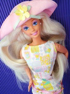 Easter Style Barbie 1997 | Flickr - Photo Sharing!