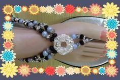 Sandalias de macrame (Lilian)