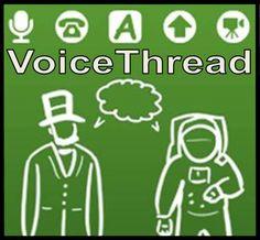 VoiceThread es una revolucionaria herramienta en línea que nos permite crear álbumes multimedia en los que podemos insertar documentos (PDF, Word, Excel, y PowerPoint)