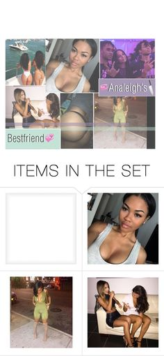 """""""BAD BIH ROLLIN WID ME SHE GON' SMILE CUH SHE ON FLEEEEEEH."""" by g-ungh0 ❤ liked on Polyvore featuring art"""