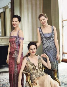 Dressing Downton Abbey