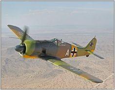 Focke Wulf Fw190 white A