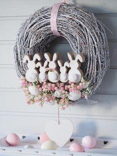 A Comprehensive Overview on Home Decoration - Modern Easter Flower Arrangements, Diy Ostern, Easter 2020, Easter Holidays, Easter Wreaths, Easter Crafts, Easter Eggs, Holiday Decor, Diy Bags