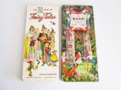 Set Tall Book Of Fairy Tales Nursery Tales Rojankovsky Sharp Illustrated Vintage