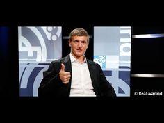 Ver Entrevista a Toni Kroos en Realmadrid TV
