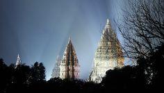 Prambanan temple. Source: skyscrapercity.com