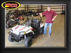 Thanks to Chris Roberts from Sumrall MS for getting a 2017 Polaris RZR 170. @HattiesburgCycles