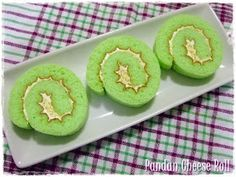 Tested & Tasted: Pandan Cheese Roll