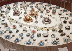 Magazine - Weekend tip: Dining with the Tsars exhibition