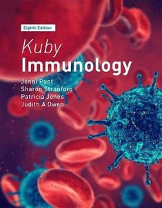 Kuby Immunology by Jenni Punt https://www.amazon.co.uk/dp/1319114709/ref=cm_sw_r_pi_dp_U_x_5mEuBbSGS86NA