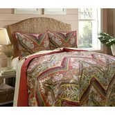 Found it at Wayfair - Tangiers Mini Quilt