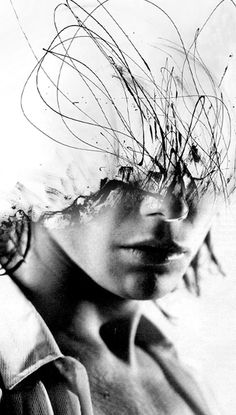 Spanish photographer Antonio Mora fuses standard portraits with landscape, animal, and abstract photography, resulting in extraordinary combinations. Double Exposure Photography, Conceptual Photography, Abstract Photography, Artistic Photography, White Photography, Portrait Photography, Experimental Photography, Nature Photography, Photography Filters