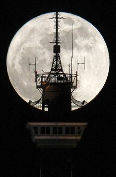 """The largest full moon of 2012 will occur on May 5th; better known as the Lunar Perigee--the time when our moon is closest to the Earth.  This year happens to coincide with the full moon, AKA """"Supermoon"""".  The moon will reach its fullness at exactly 11:35 ET U.S. time."""