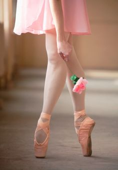 I always wanted to dance......... :-(