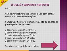 [SlideShare] Já viste a minha nova apresentação no SlideShare?   Fala sobre o que é a Empower Network e como podes fazer parte deste movimento de pessoas livres.  Vê a apresentação aqui: http://www.slideshare.net/paulavgarcia/o-que-a-empower-network-43334041