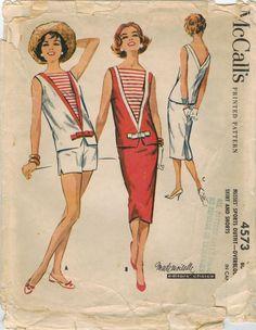 1950s McCall's 4573