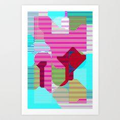Future Art Print by allan redd - $24.96