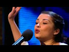 Alice Fredenham -( My Funny Valentine) Britain's Got Talent 2013