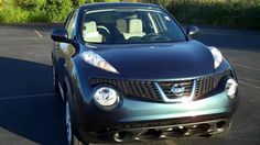 Graphite Blue, 25 30 MPG, Turbo, Eletronic Stable Control (only Turn. Ver.  Más Información. 2011 NISSAN JUKE ...