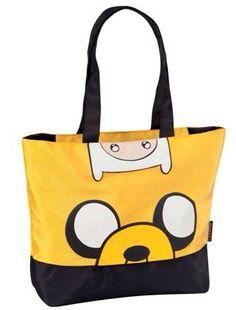 Niente spiaggia senza la Shopping bag di Adventure Time!