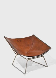 Pierre Paulin vintage AP 14 Lounge Chair | Pamono