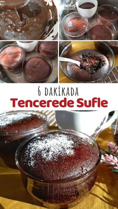 No Bake Desserts, Delicious Desserts, Yummy Food, Tasty, Dessert In A Mug, Deserts, Food And Drink, Cooking Recipes, Sweets