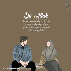Image may contain: text Muslim Love Quotes, Love In Islam, Beautiful Islamic Quotes, Islamic Inspirational Quotes, Jodoh Quotes, Best Quotes, Life Quotes, Amazing Quotes, Tutorial Photoshop