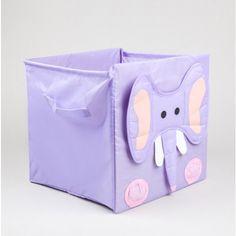 Elephant Storage Cube