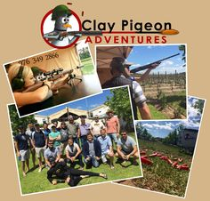 Wild Clover offers specially arranged clay pigeon shooting under expert guidance and in a very safe environment. Clay Pigeon Shooting, Farm Activities, Adventure, Things To Do, Baseball Cards, Things To Make, Adventure Movies, Adventure Books