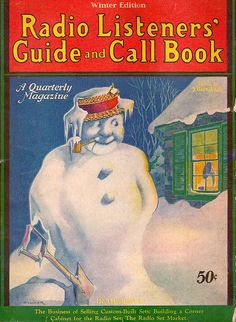 Radio Listeners' Guide, Jan. 1929