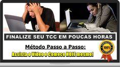 CURSO TCC NAS NORMAS DA ABNT E TCC SEM PLÁGIO (MONOGRAFIAS, ARTIGOS)