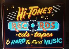 Hi-Tones Record Store located in Fair Oaks California specializes in Rare & Hard To Find Music, We carry an awesome collection of Vinyl Records, Cassette Tapes, CDs & Vintage Rock T-Shirts. We are located at 10201 Fair Oaks Blvd. in Old Fair Oaks Village.