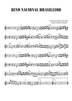 Clube do Violino: Hino Nacional Brasileiro - Violino