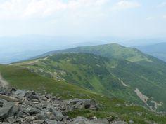 Babia Góra | Babia Hora (1725 m) ,07.07.2012 Beskid Żywiecki, jak zawsze genialna i moja ulubiona