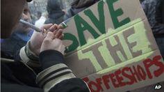 Netherlands judge backs cafe cannabis ban